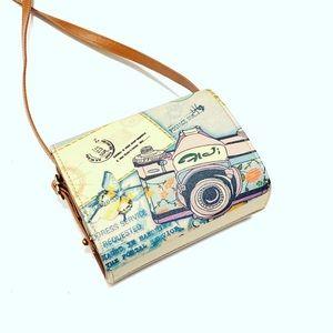 VINTAGE Inspired Travel Camera Bag